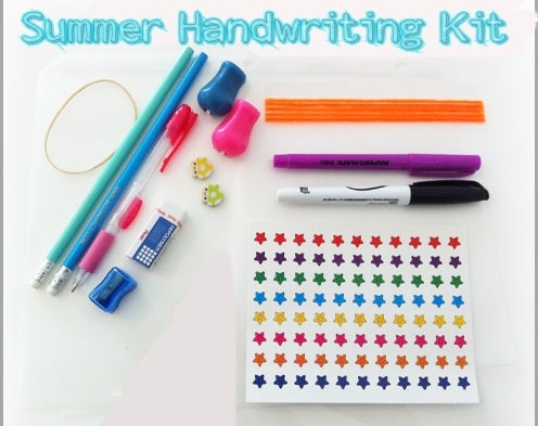 Handwriting Starter Kit